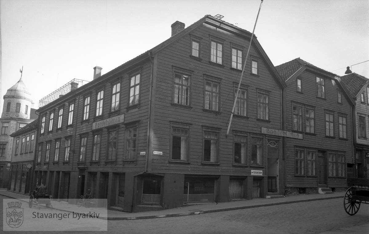 Bondeheimen i Øvre Holmegate 12.