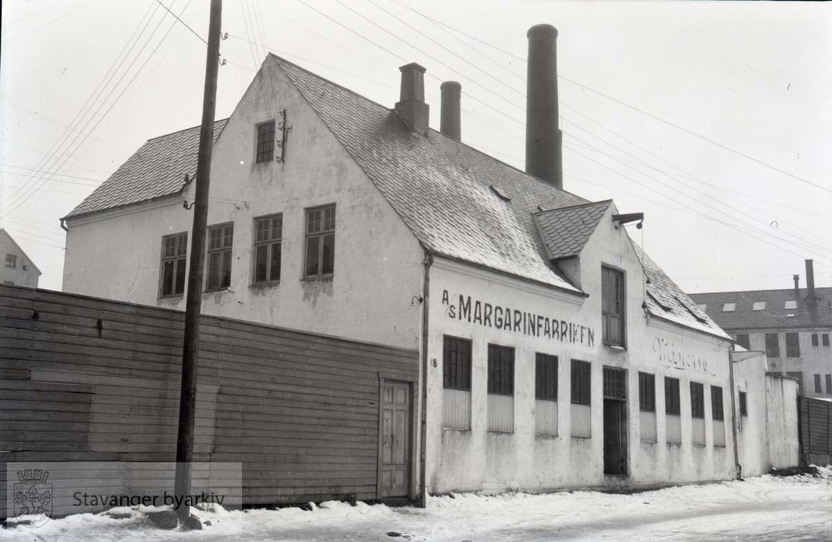 Margaringfabrikken Minerva i Sverdrupsgt. 18