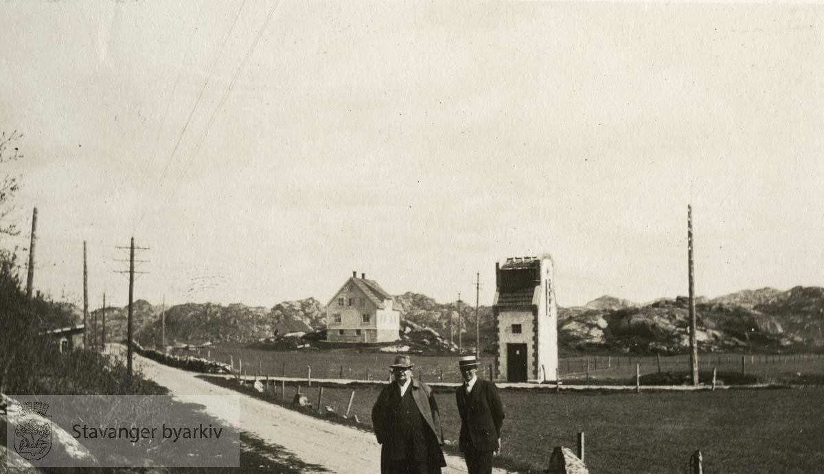 Ogna, pinsen 1922