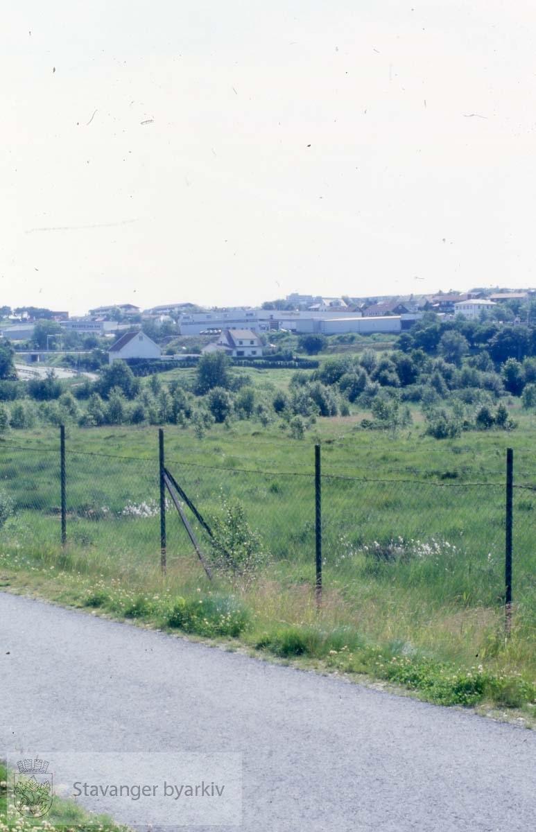 Tomt til boligfelt på Madla