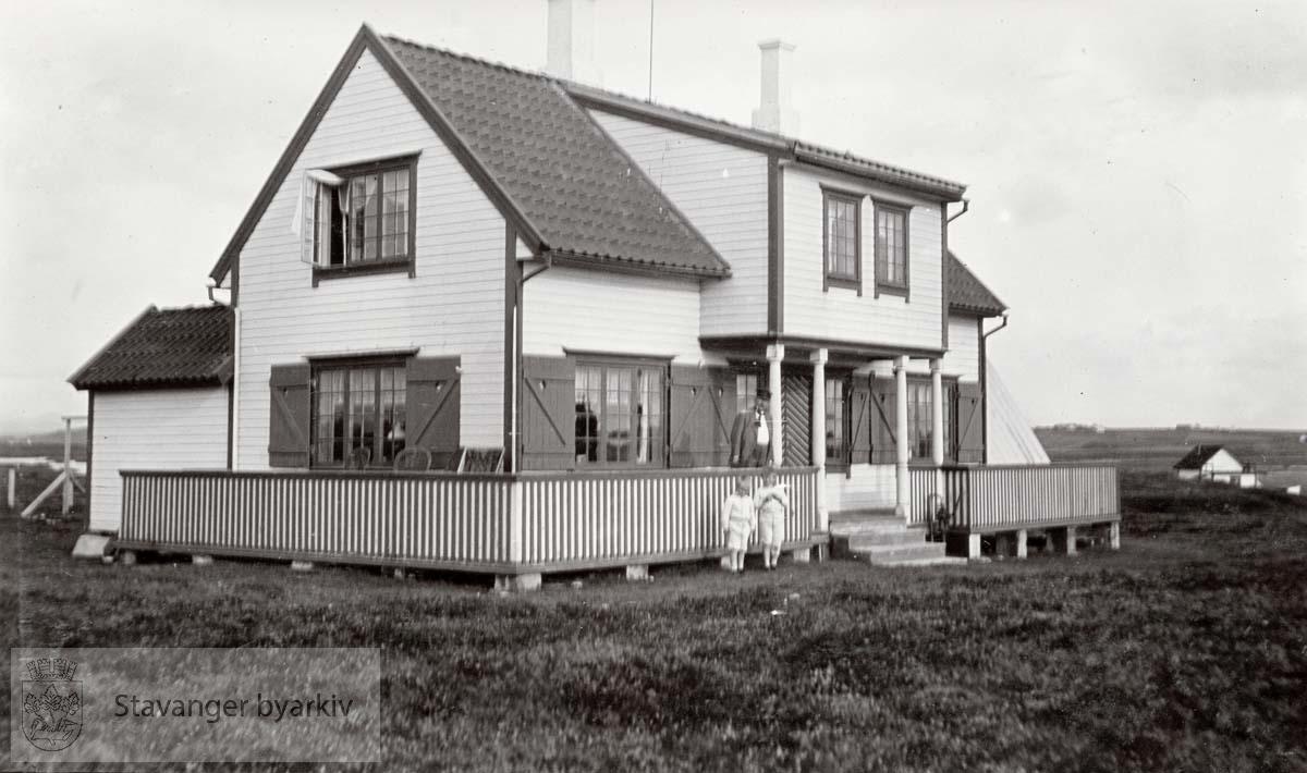 Bernhard Sandstøls hus på Sele