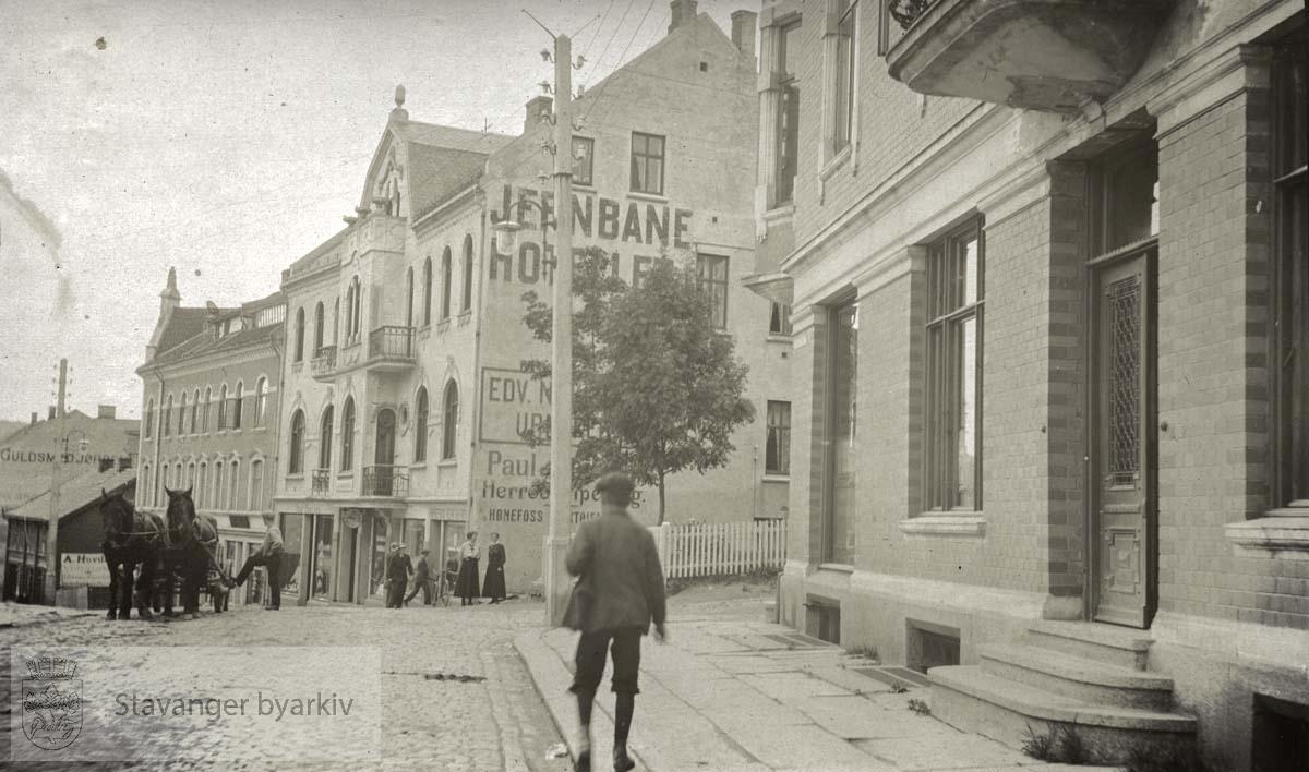 Jernbanehotellet i Hønefoss