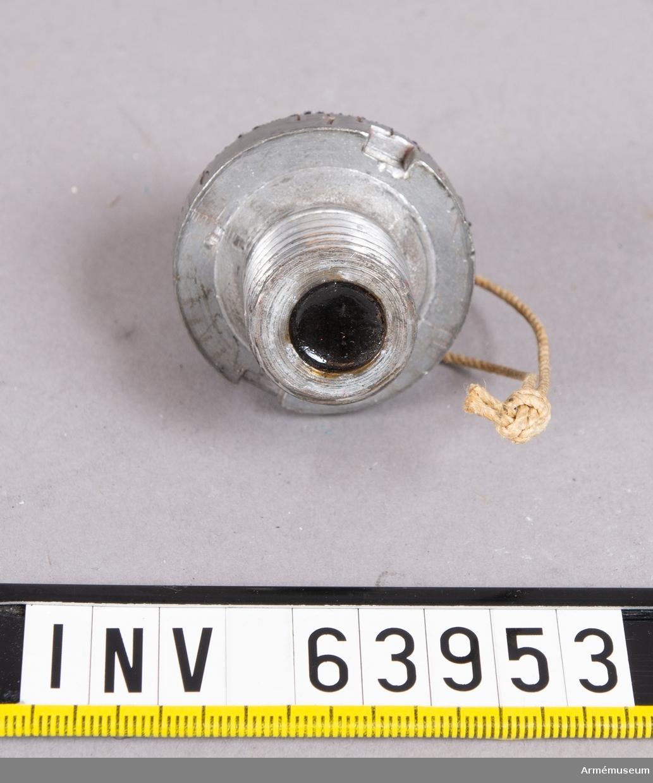 Grupp F II. Till 7 cm framladdningskanon m/1863.