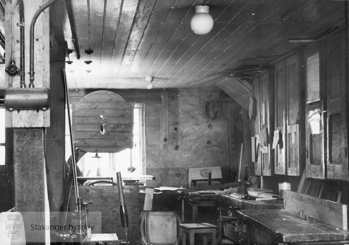 Den gamle brannstasjonen