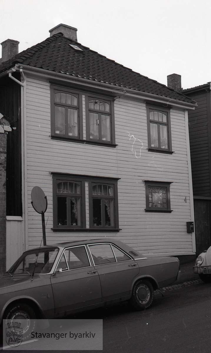 Steingata 4