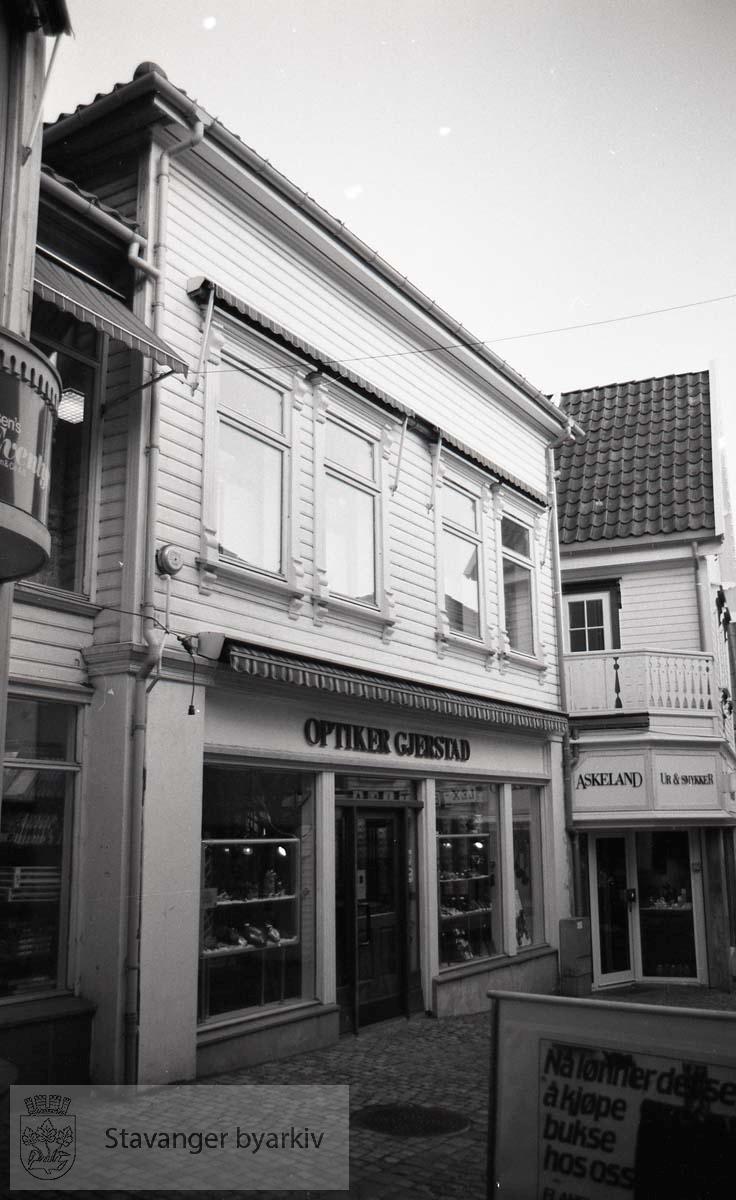 Optiker Gjerstad