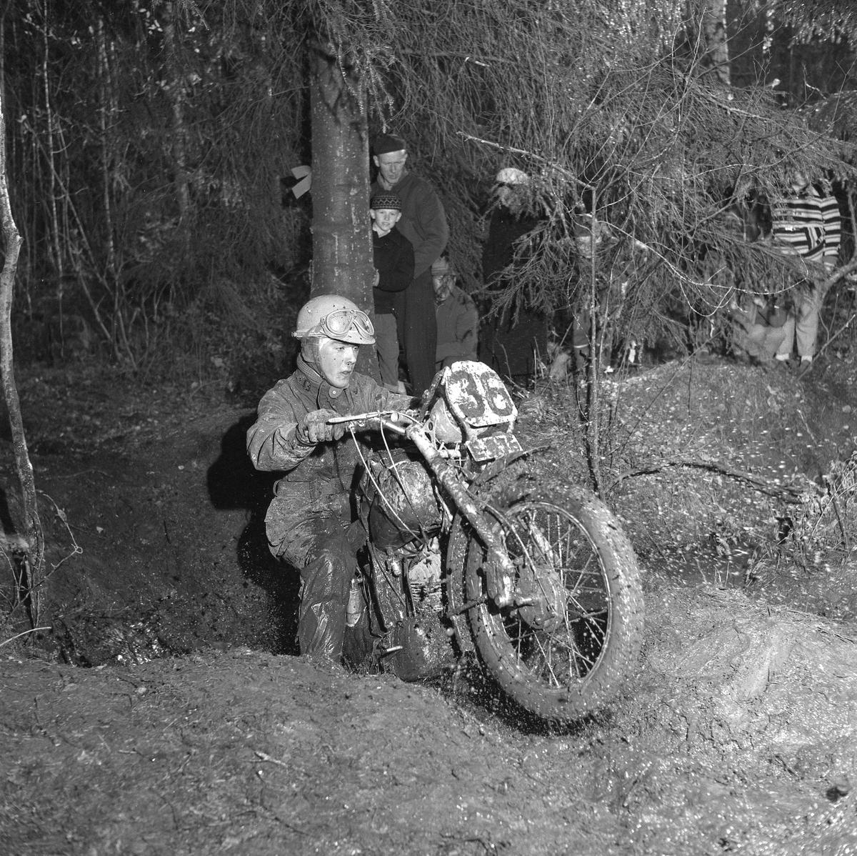 Brickebacksloppet. 27 oktober 1958.