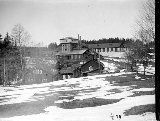 Riddarhyttan 1898.