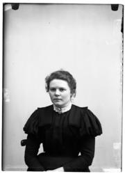 Portrett av Hanna Holthe