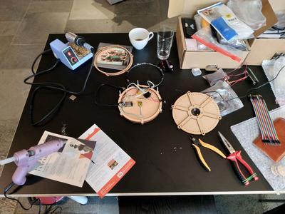 Prototyp. Foto/Photo
