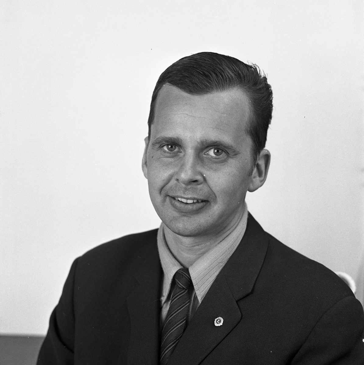Yngvar Gunnarsson, porträtt