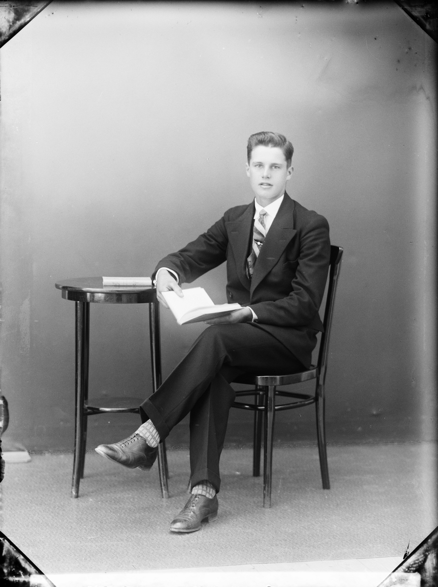 Edvin Eriksson, Östhammar, Uppland