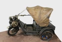Bil, trehjulig