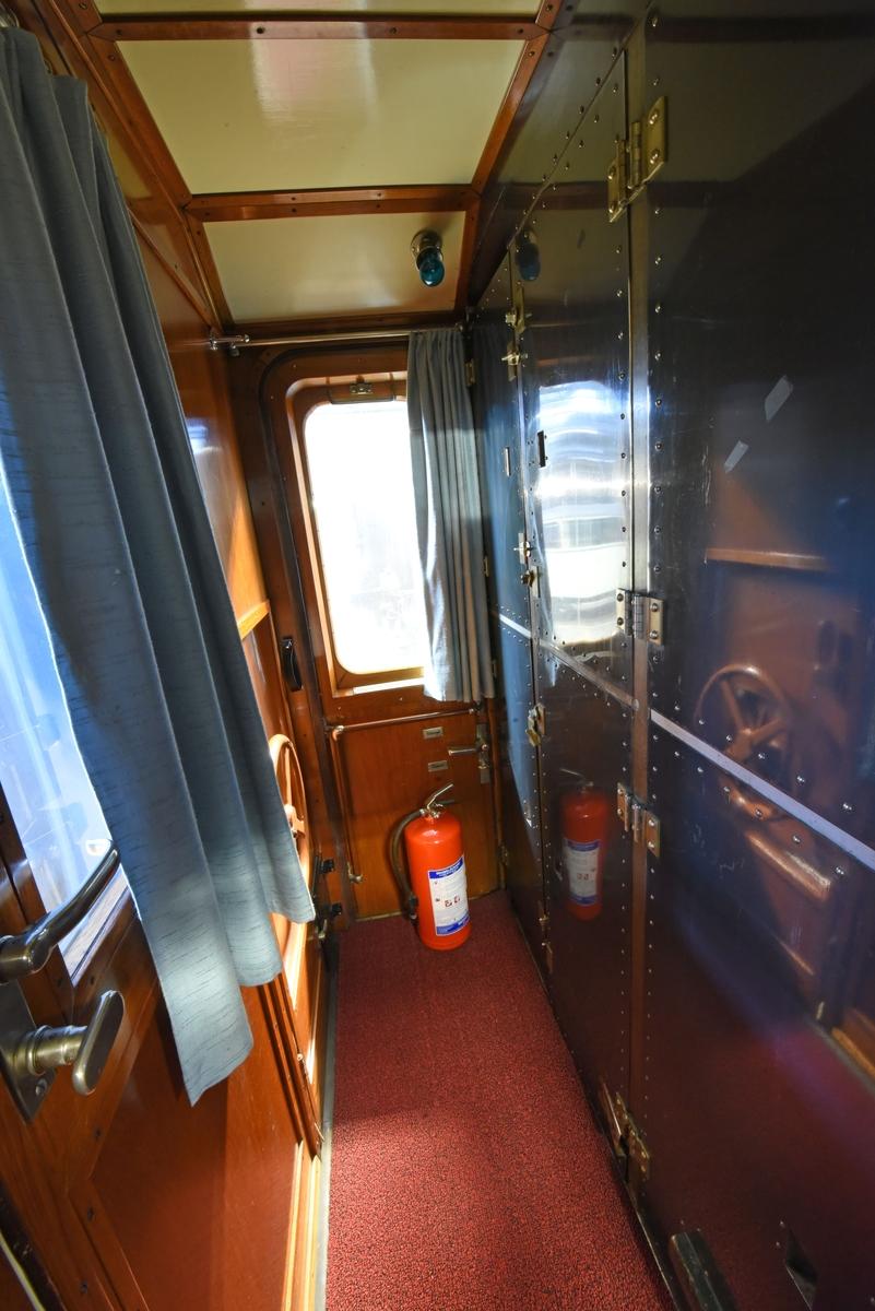 Kunglig vagn, SJ S3(K) nr 2904.