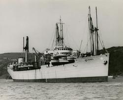 M/S 'Belpareil' (b.1926)(Sir W.G. Armstrong, Whitworth & Co.