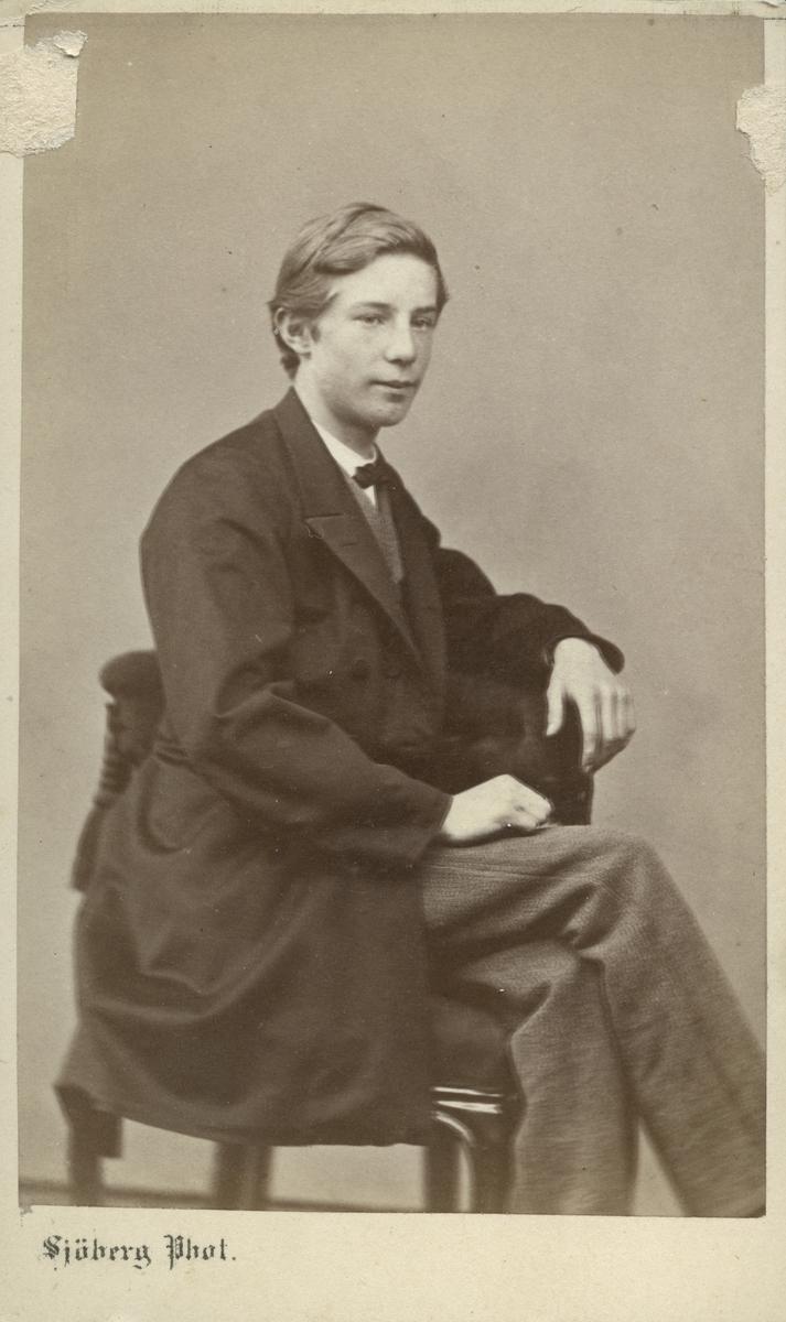Ludvig Bäcklin.