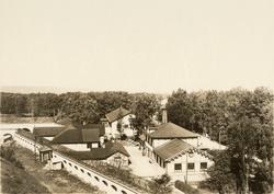 Tygverkstäderna, Göta ingenjörkår, vid Karlsborgs fästning.