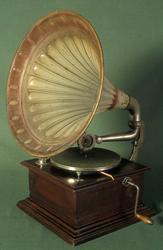 Sveivegrammofon (Foto/Photo)