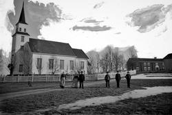 Henning Kirke, Henning, Steinkjer