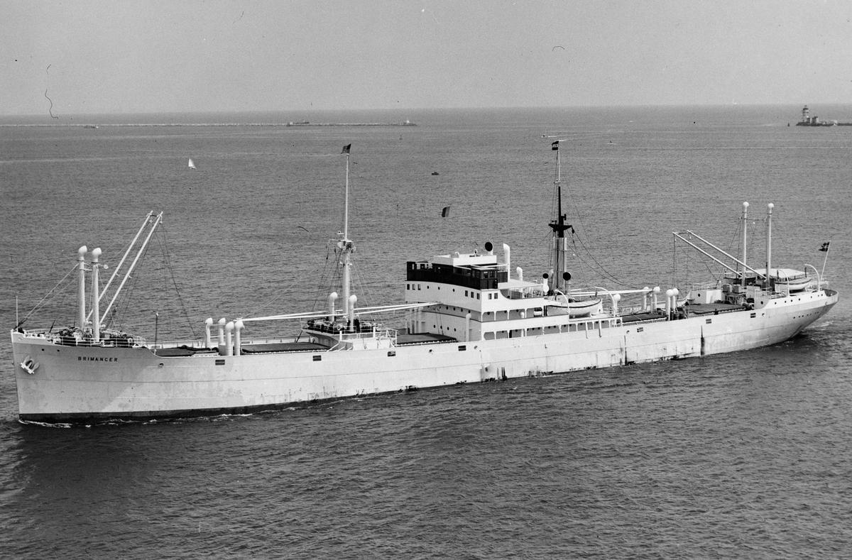 MS BRIMANGER (bygget 1929)