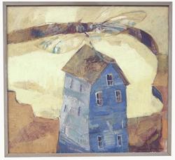 Sländans hus [Målning]