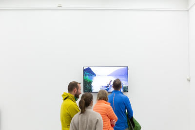 Ragnar Kjartansson, Scenes from the Western Culture, 2015. Foto: Nadia Caroline Andersen.