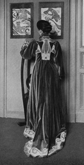 Maria Sèthe. Foto: ukjent (Foto/Photo)