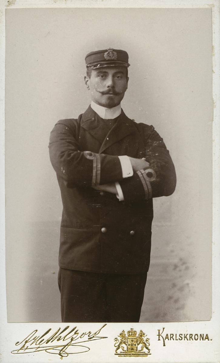 Löjtnant Henrik Gisiko.