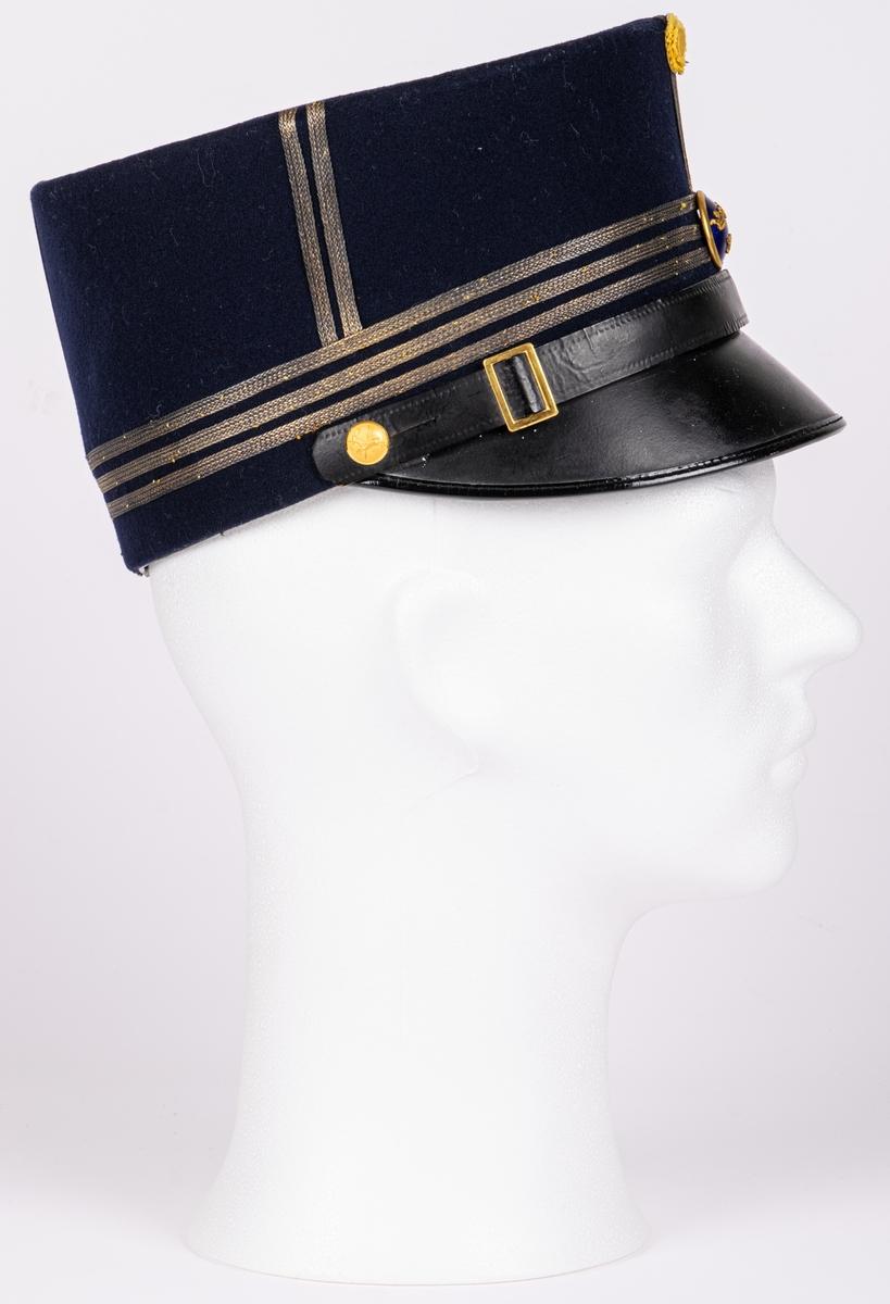 Uniformsmössa.