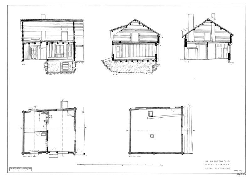 211 Forstadshus fra Smalgangen 5