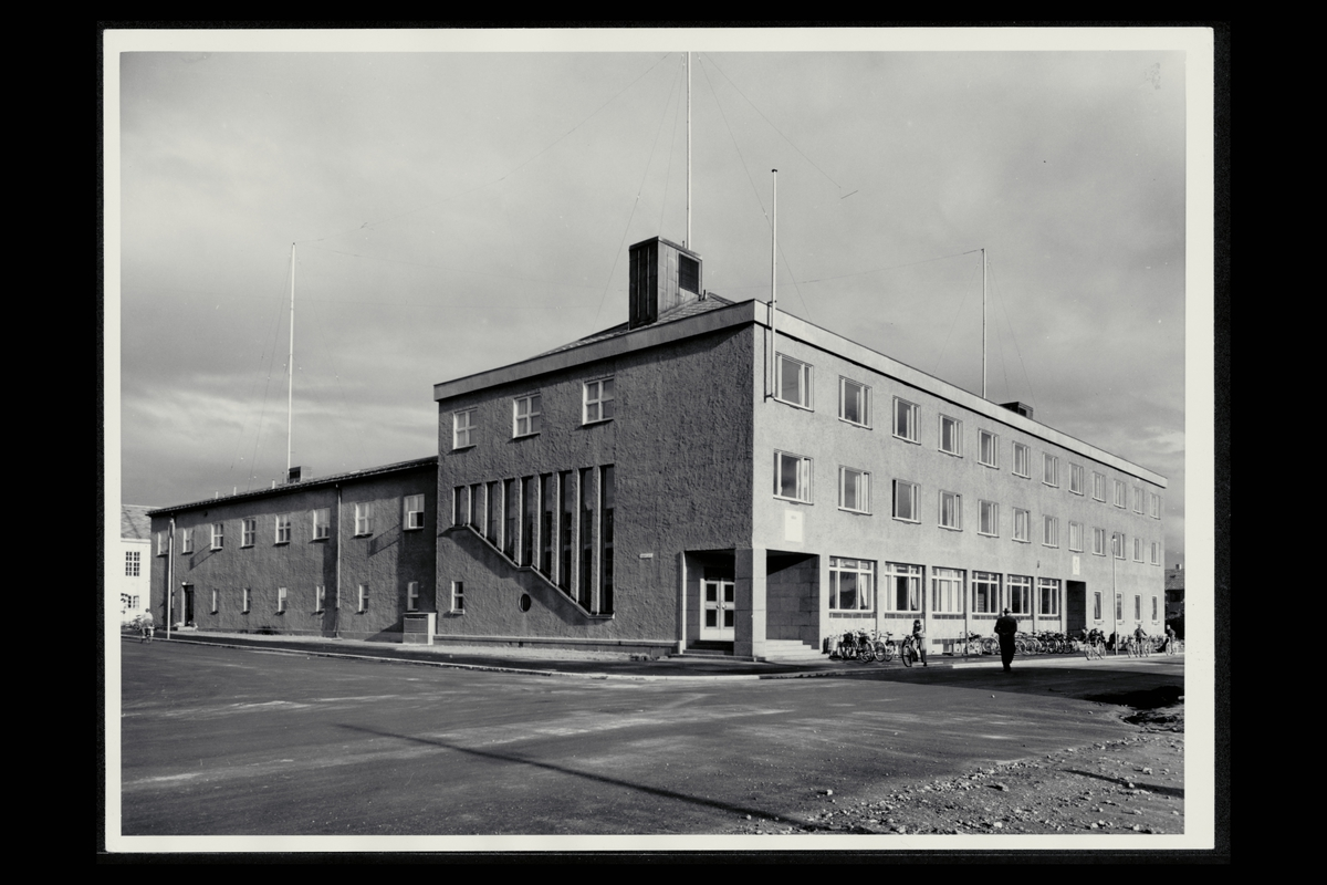 eksteriør, postkontor, 8000 Bodø