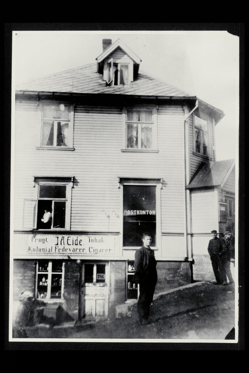eksteriør, postkontor, 9751 Honningsvåg