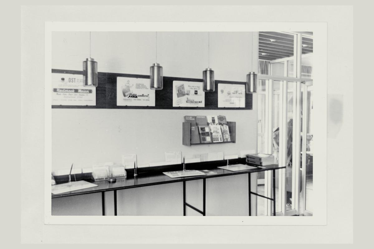 interiør, postkontor