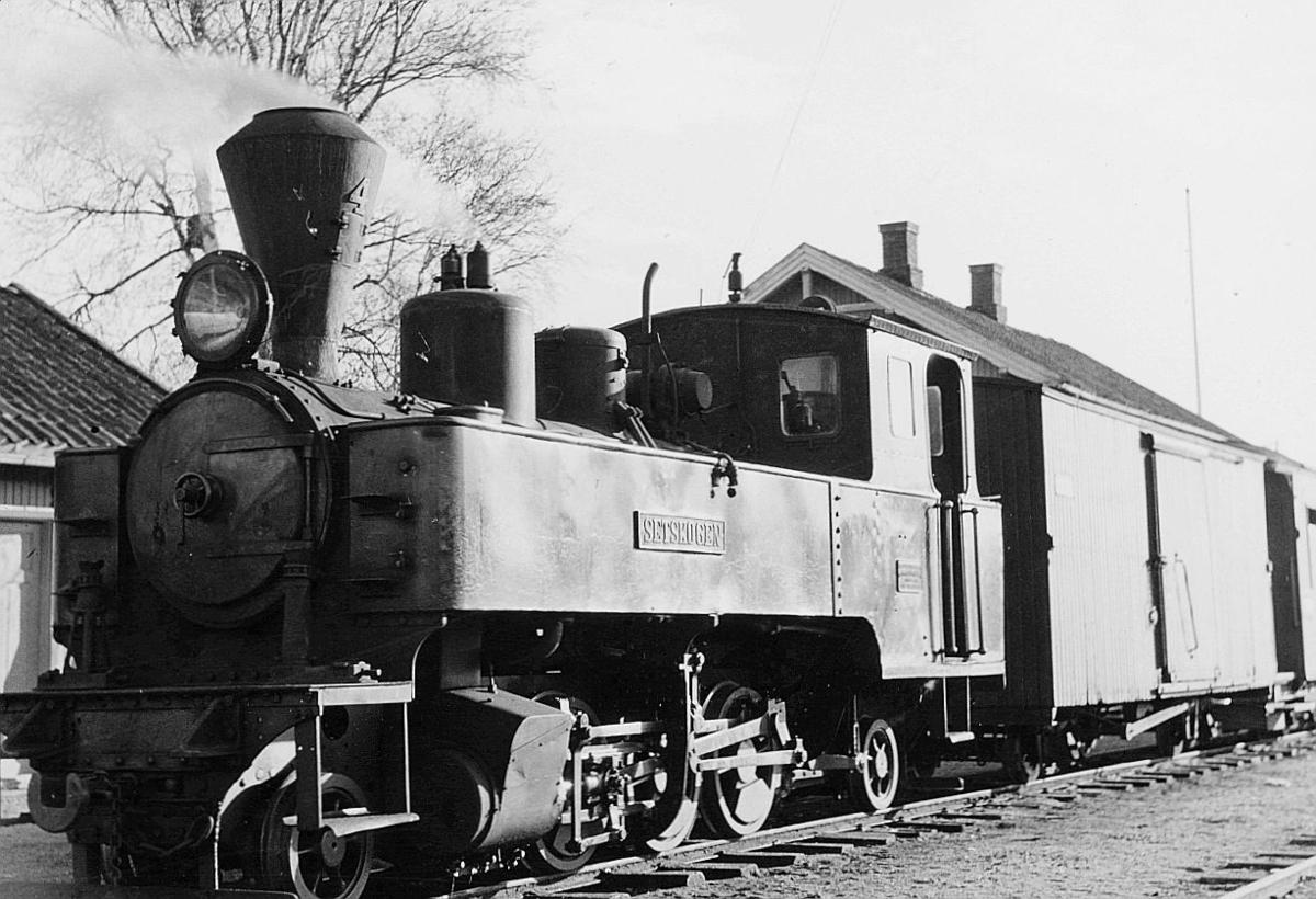 transport, tog, Hølandsbanen, eksteriør