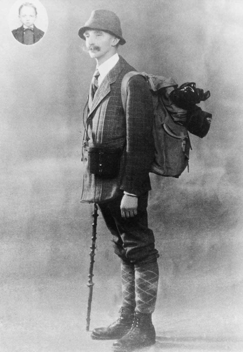 portrett, postfullmektig, redaktør, Semeleng Olav