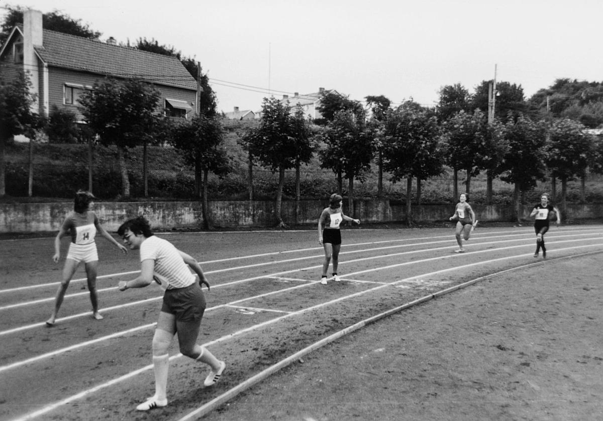 postidrett Haugesund, NM løp, kvinner