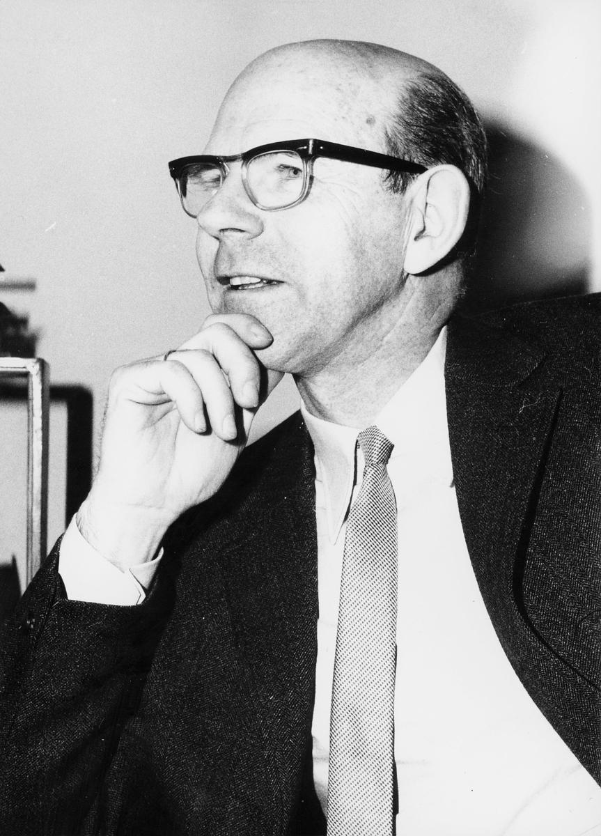Forsyningskontorets lager, konsulent Asbjørn Aarak, interiør