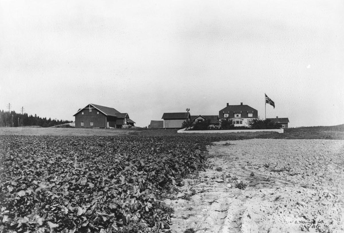Hebekk gård ca.1930