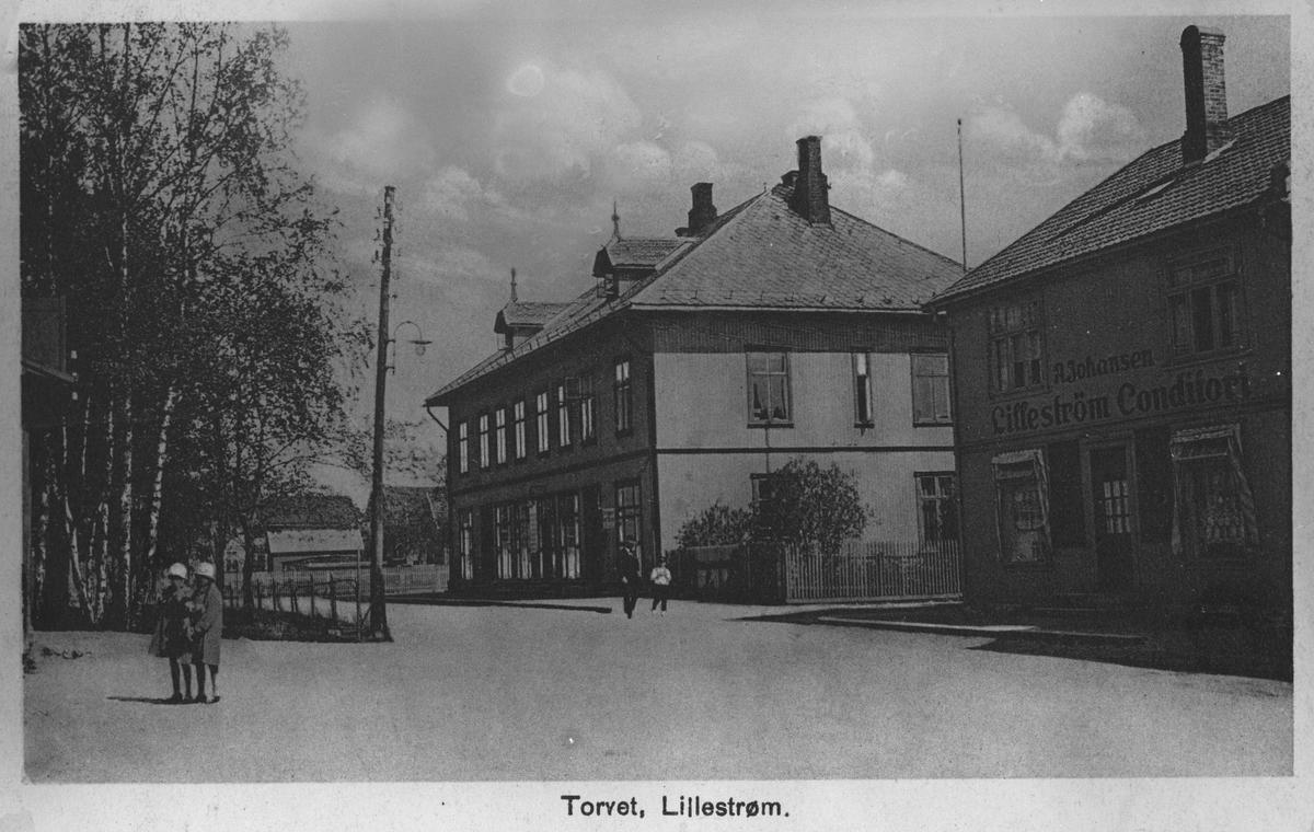 Torvet, Lillestrøm.