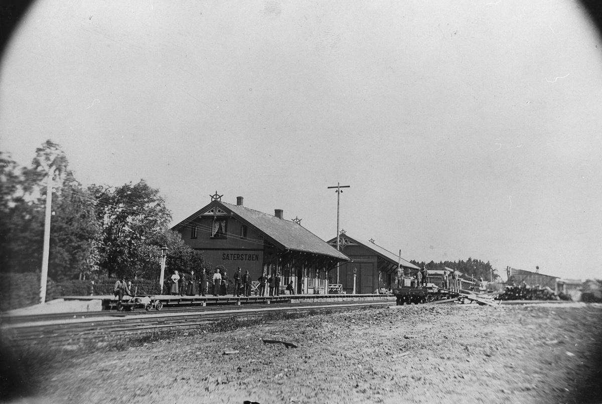 Sæterstøen stasjon