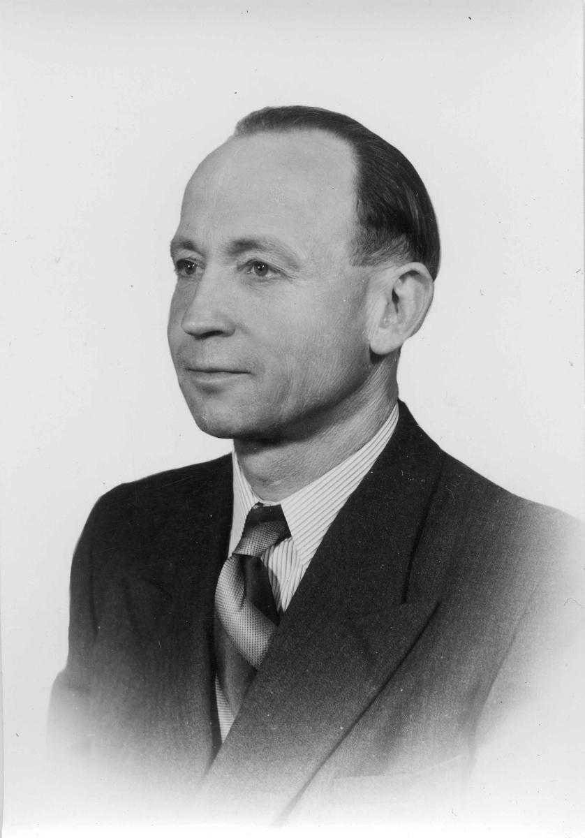 Ole Hoel. Politisk verv i Feiring 1945-1947?