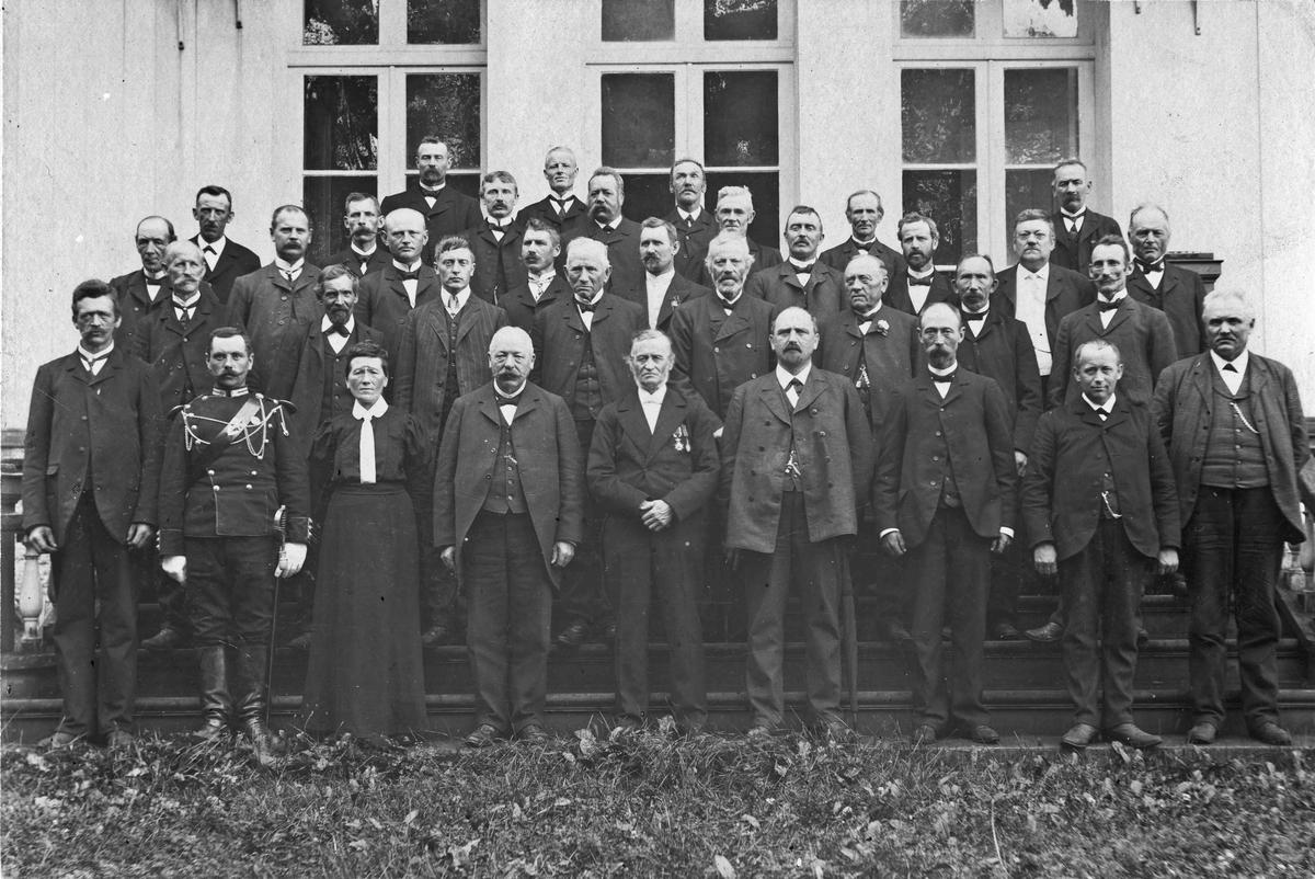 Eidsvoll Herredsstyre 1908-09-10.