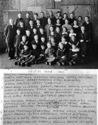 GRUPPE: 39, SKOLEELEVER, VESTÅS SKOLEDUBL: 414-815 + 414-406