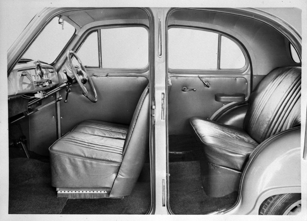 Bil, interiør