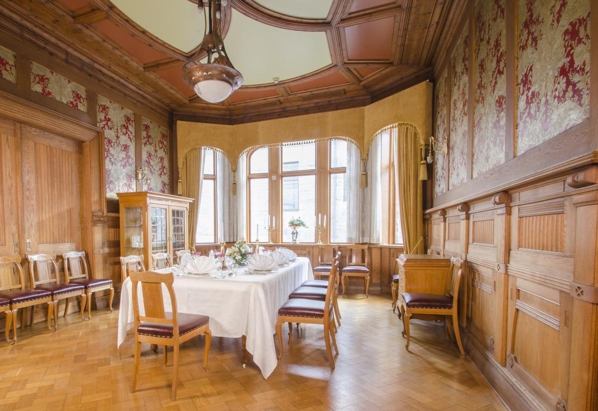 Spisestue - Stiftelsen Kulturkvartalet / DigitaltMuseum