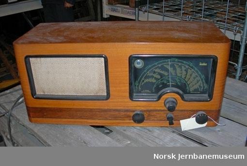 Radioapparat : Tandberg Sølvsuper 4