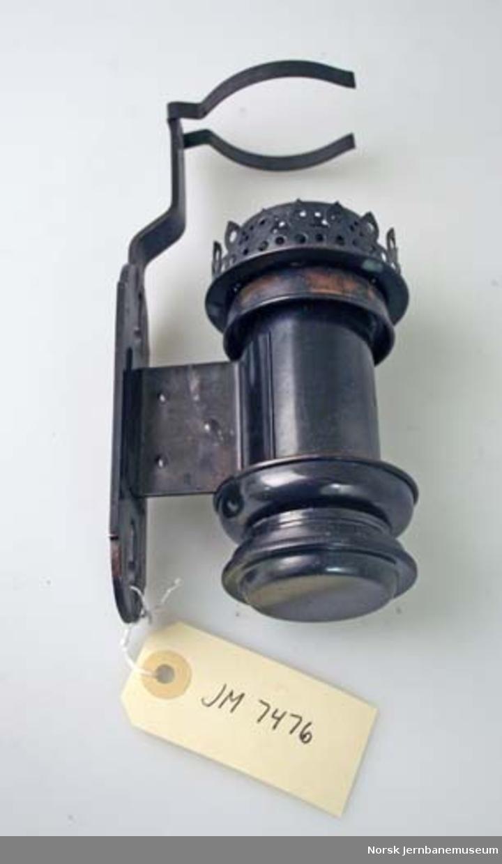 Nødlyslampe for personvogn - lampe for vokslys