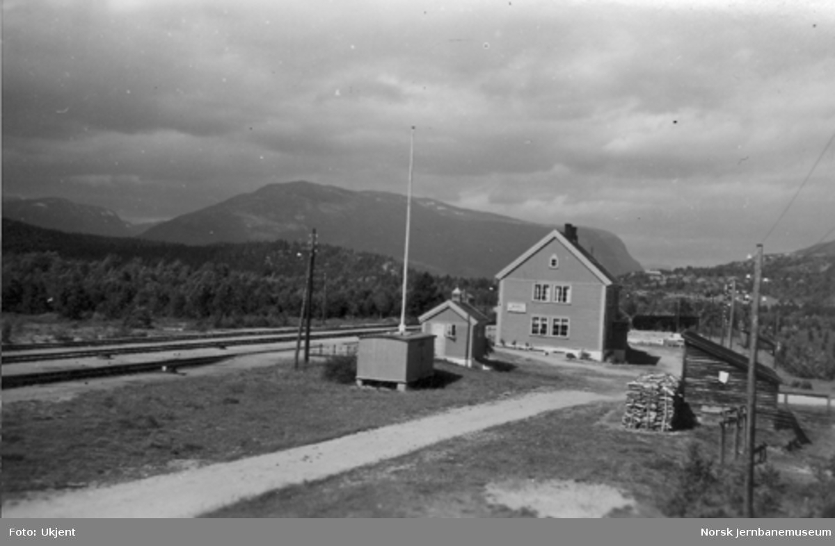 Bjorli stasjon