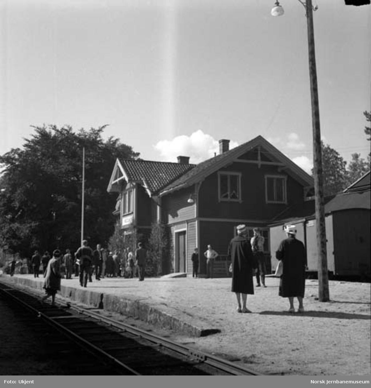 Hægeland stasjon