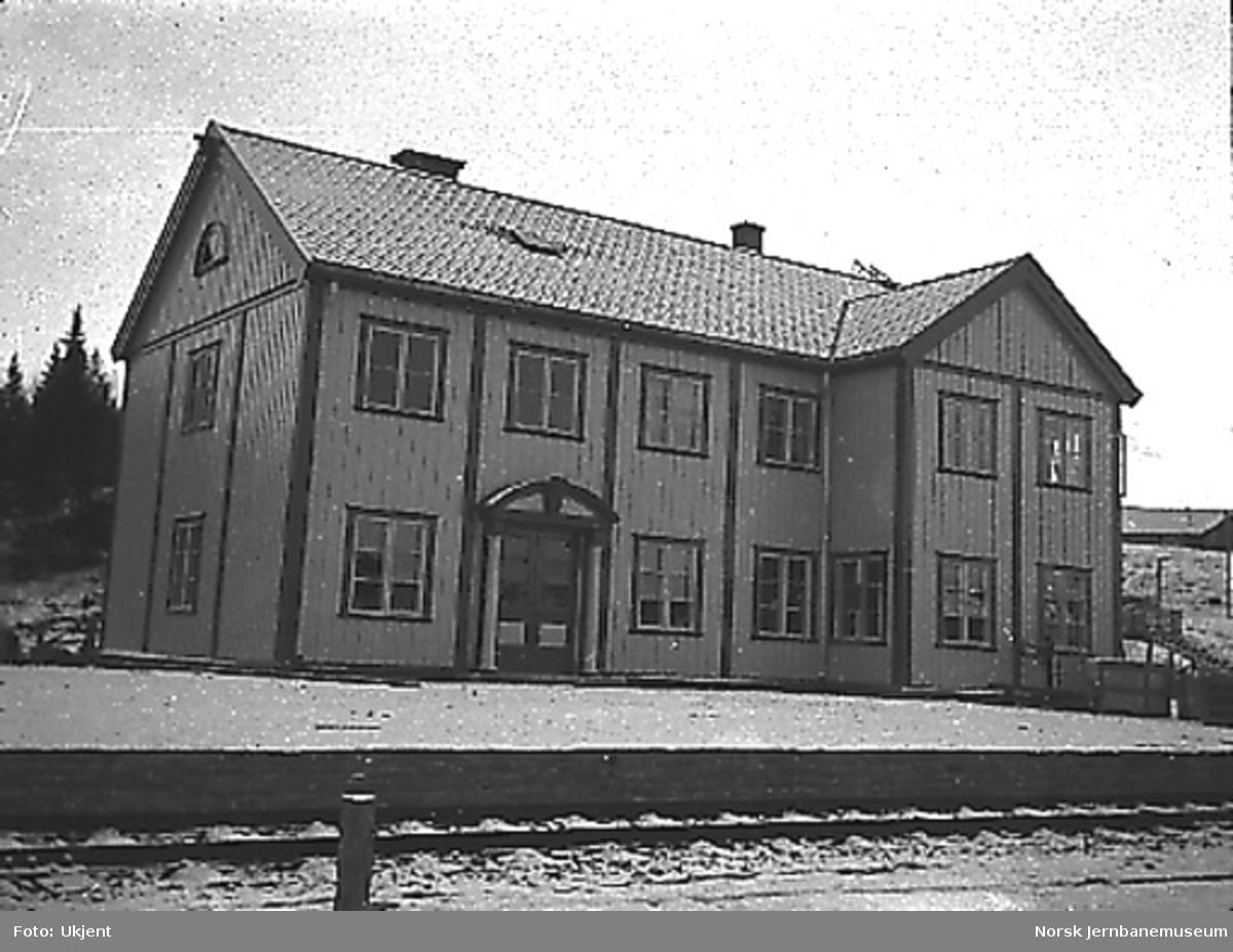 Snåsa stasjonsbygning